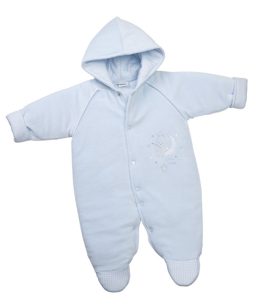 |Wholesale Velour Baby Pramsuits |
